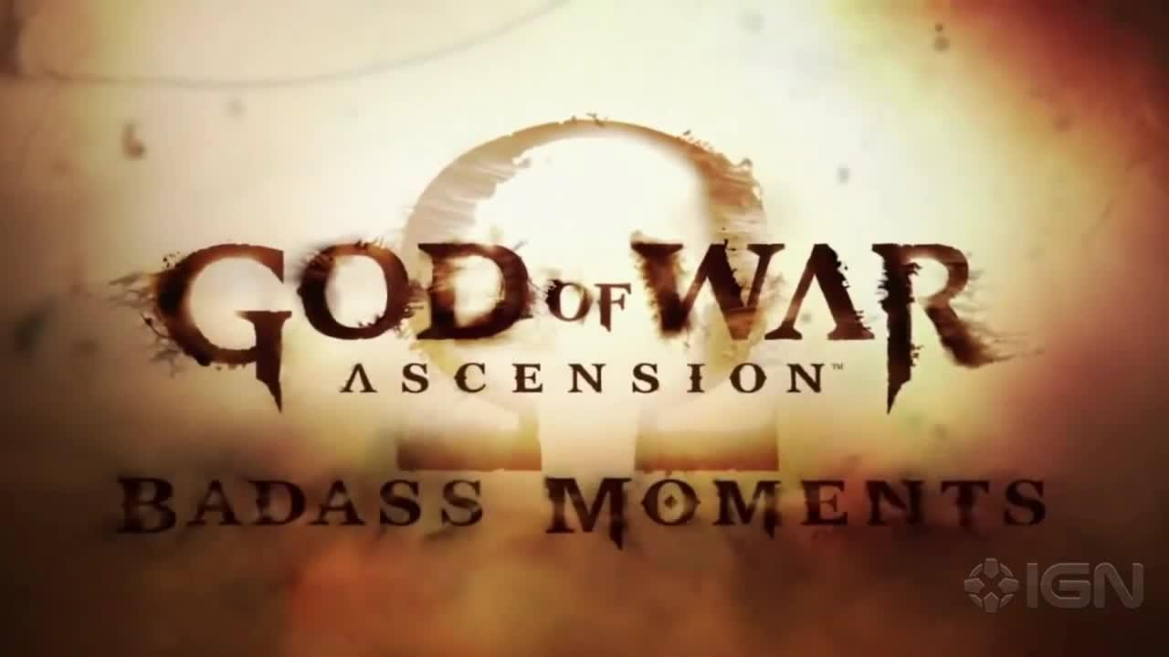 God of War Ascension - Bad Ass Moments - Make it Rain