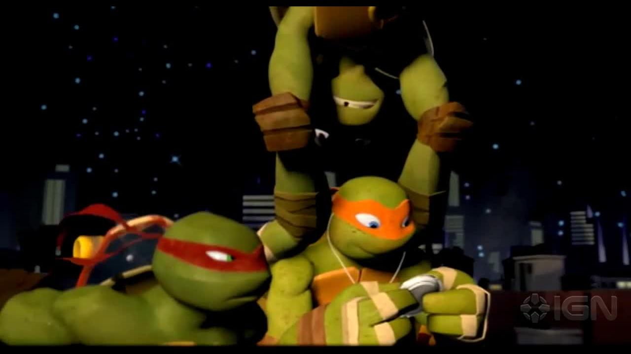 TMNT - Michelangelo's Music