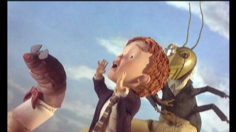 James and the Giant Peach (1996) - Clip Robot Shark