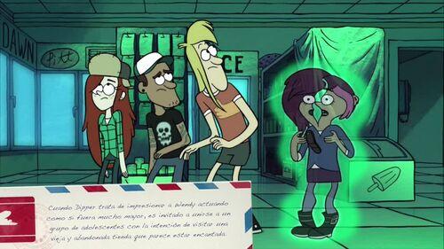 Gravity Falls - Recapitulacion Primera Temporada