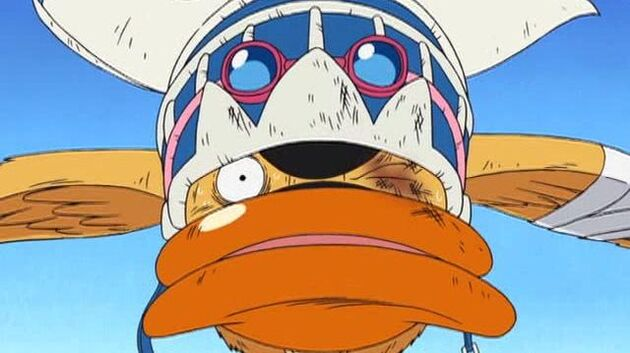 One Piece - Episode 113 - Alubarna Grieves! the Fierce Captain Karoo!