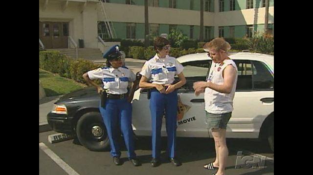 Reno 911! Miami Movie Interview - Deputy Williams & Deputy Weigel