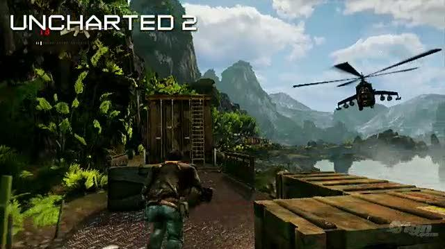 Uncharted 2 Among Thieves PlayStation 3 Feature-Commentary - The Lessons of Uncharted 2 Part 1
