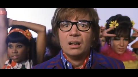 Austin Powers in Goldmember - Britney Spears music video