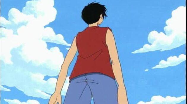 One Piece - Episode 28 - I Won't Die! Fierce Battle, Luffy Vs