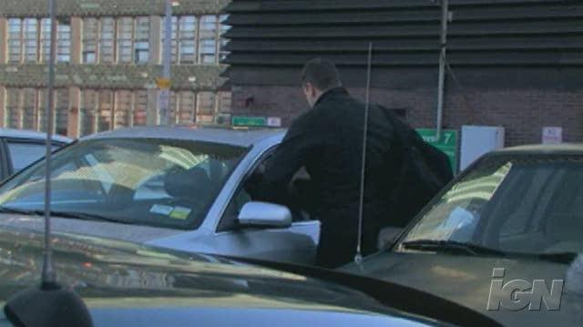 The Bourne Ultimatum DVD Feature-Behind-the-Scenes - Car Jacking