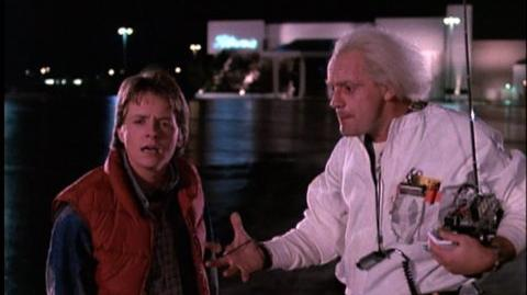Back to the Future (1985) - Home video trailer