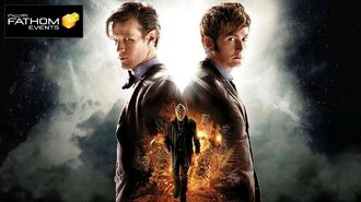 Doctor Who 50th Anniversary Trailer The Day of the Doctor