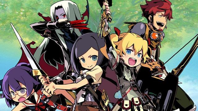 Etrian Odyssey IV Legends of the Titan - Landsknecht Trailer