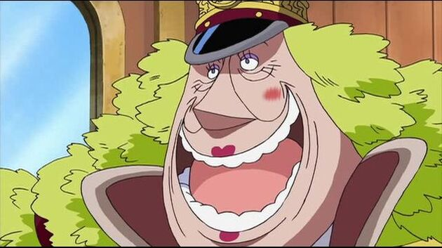 One Piece - Episode 285 - Obtain the Five Keys! the Straw Hat Pirates vs