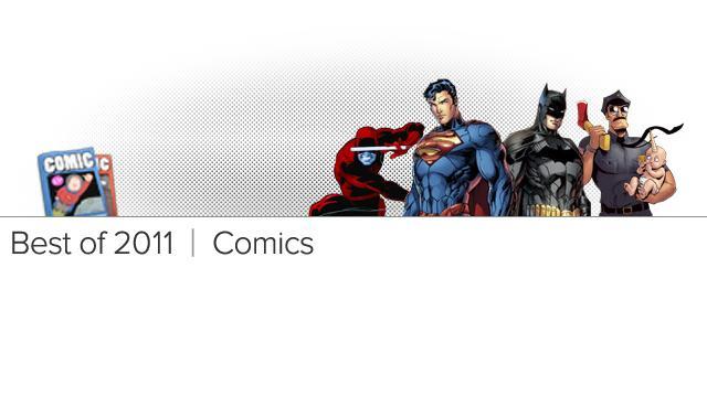 IGN's Best Comics of 2011