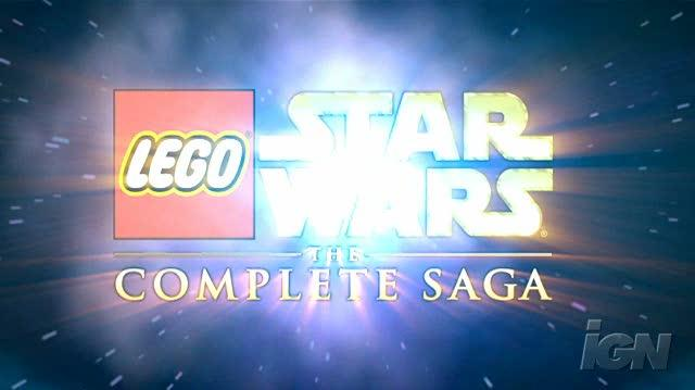 LEGO Star Wars The Complete Saga Xbox 360 Trailer - Trailer