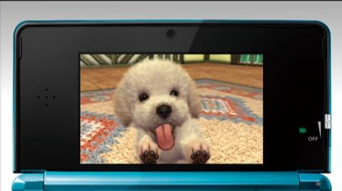 Nintendogs & Cats (VG) (2011) - Shared Trailer for Nintendogs & Cats