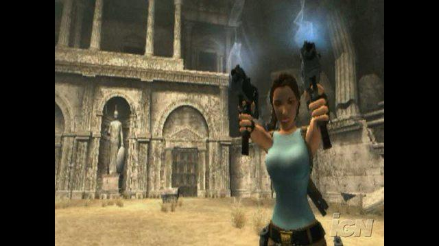 Tomb Raider Anniversary PlayStation 2 Trailer - You Want Some Of This?