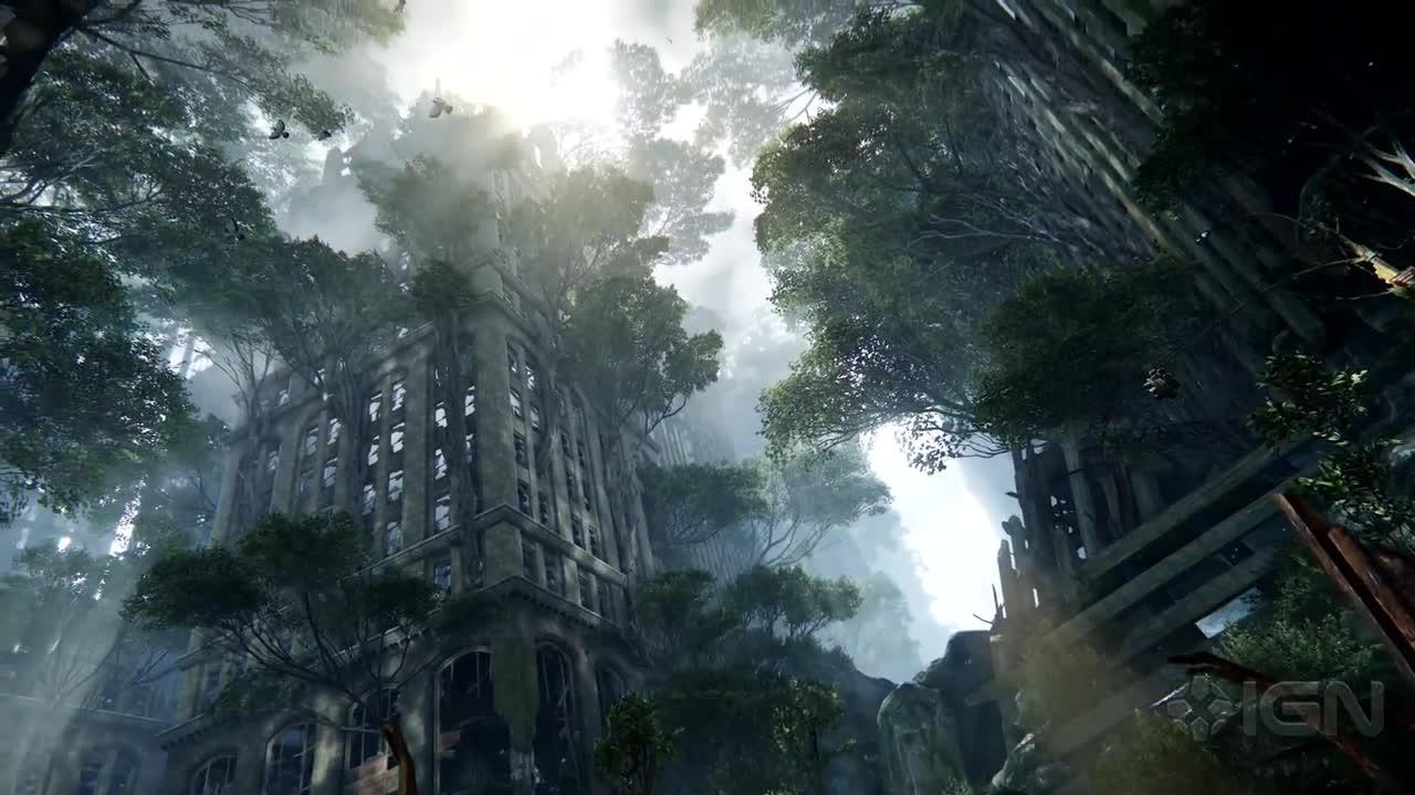 Crysis 3 CryEngine 3 Tech Trailer