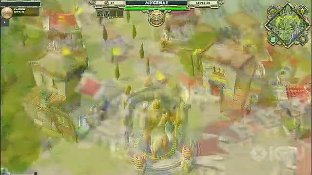 Age of Empires Online PC - GC 2010 Trailer