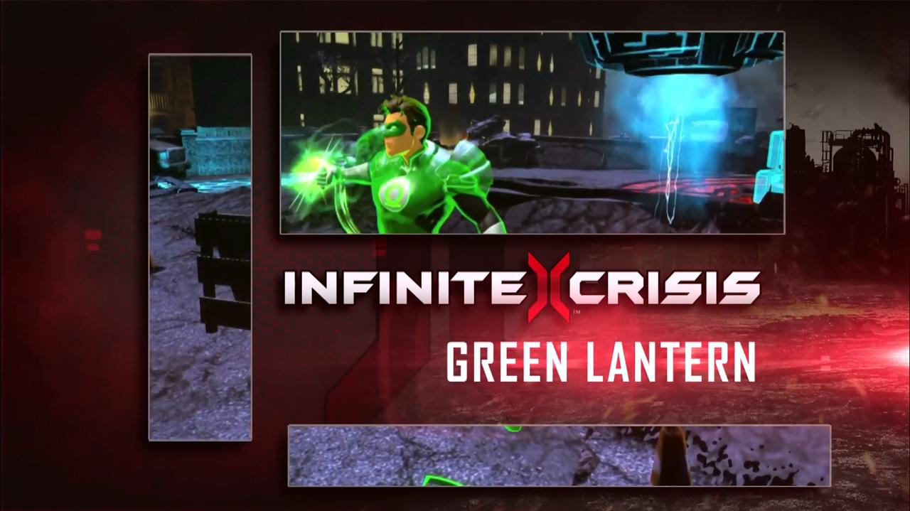 Infinite Crisis Profile Green Lantern
