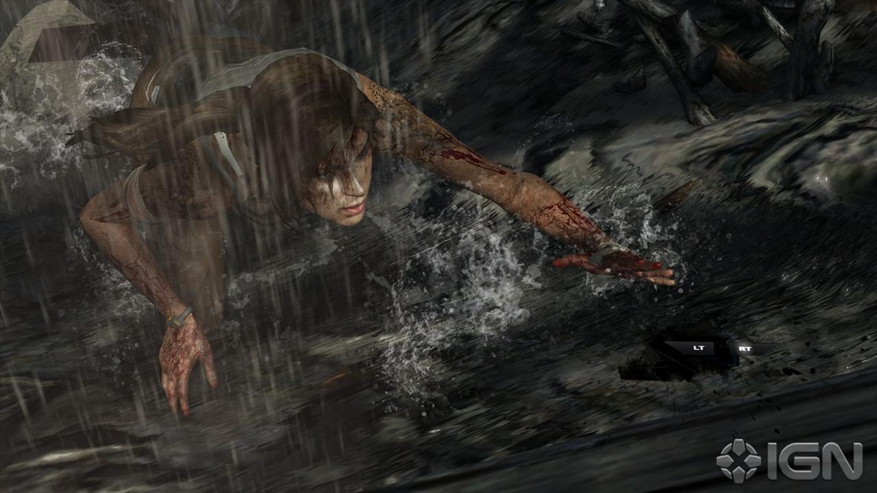 Tomb Raider The Making of Turning Point