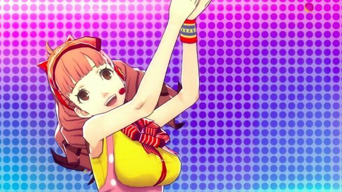 Persona 4 Dancing All Night Kanami Mashita Trailer
