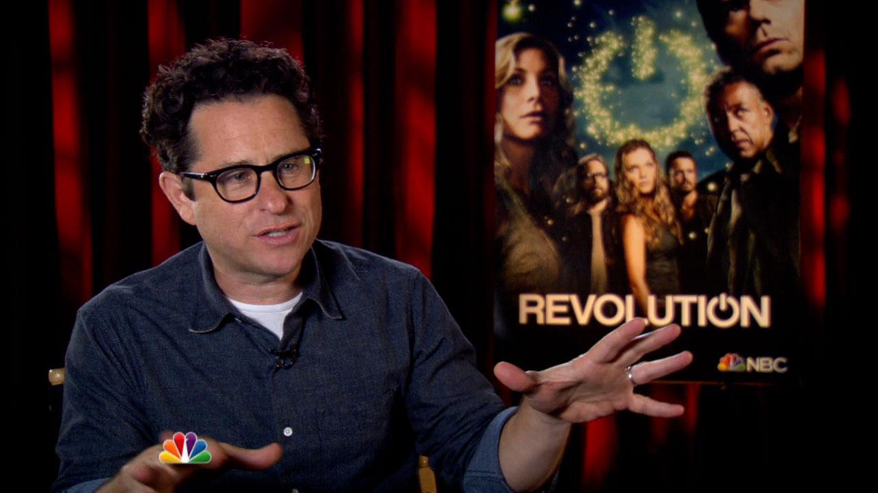 Revolution - J.J. Abrams Season 2 Preview