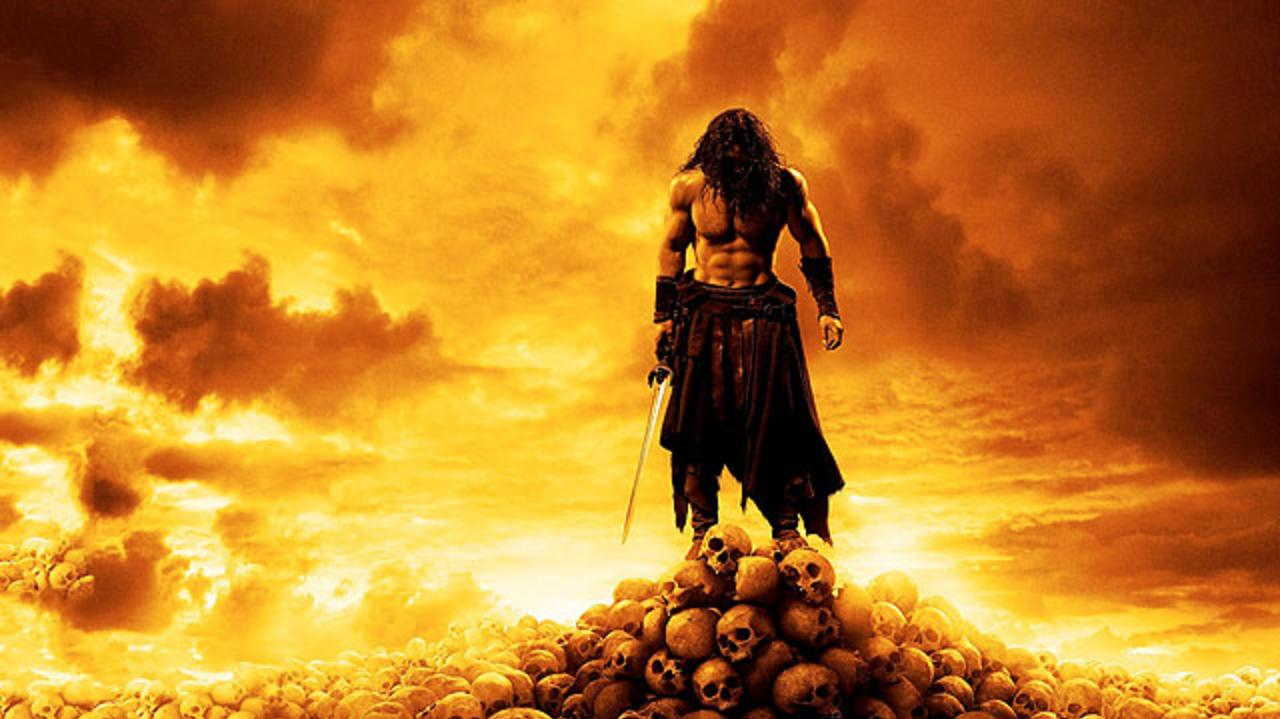 The New Conan The Barbarian Trailer