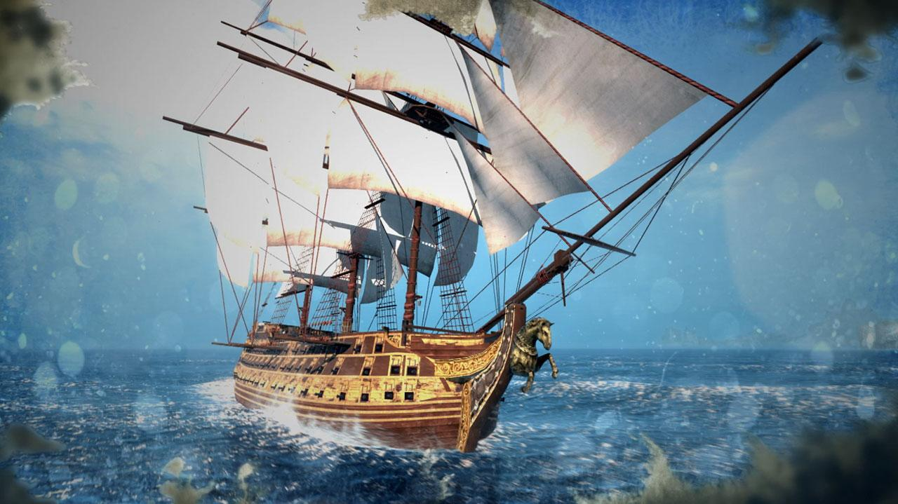 Assassin's Creed Pirates - Naval Combat Trailer