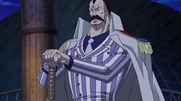File One Piece - Episode 417 - Love is a Hurricane! Love-Love Hancock