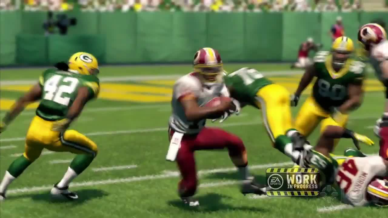 Madden NFL 25 Run Free Trailer