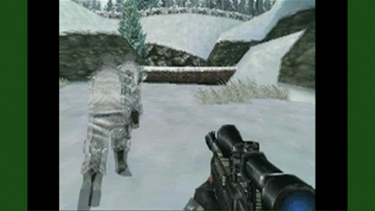 Call of Duty Modern Warfare 3 Frosty Combat