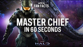 Halo Master Chief In 60 Seconds