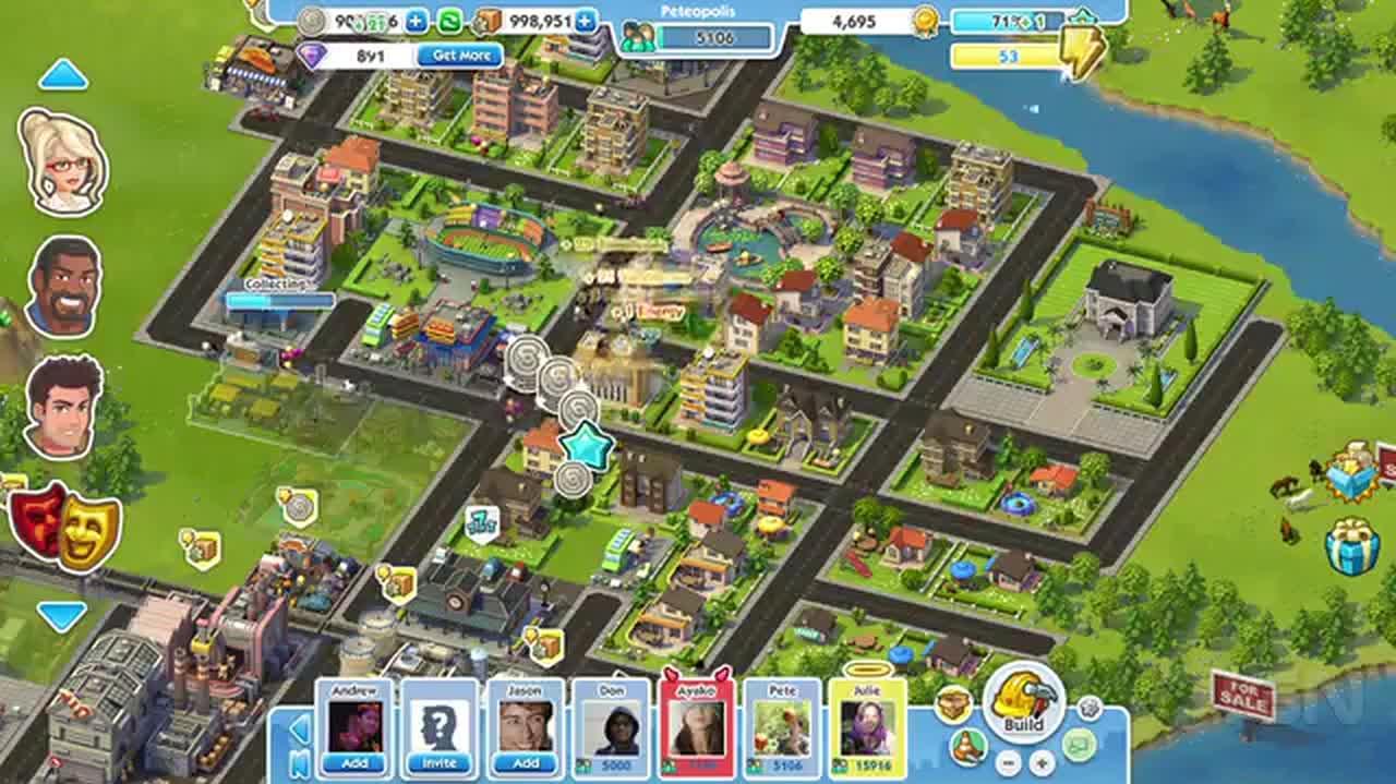 SimCity Social Producer Diary 2