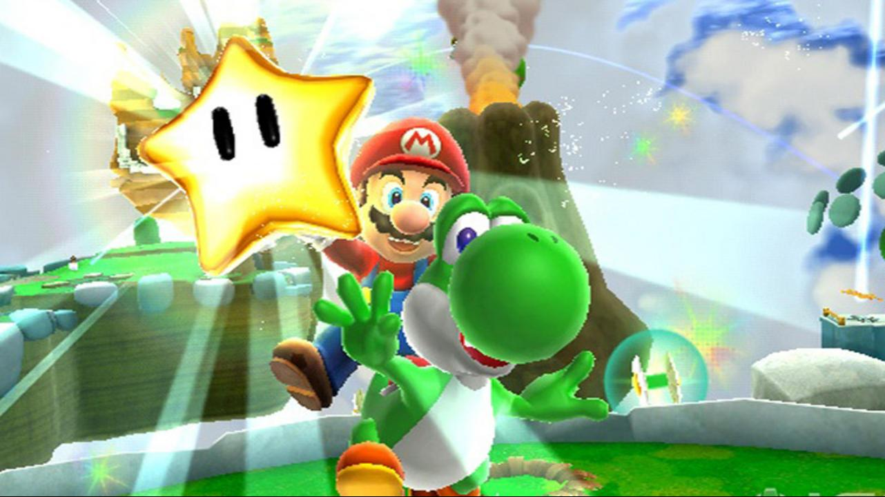 Super Mario Through the Years Video