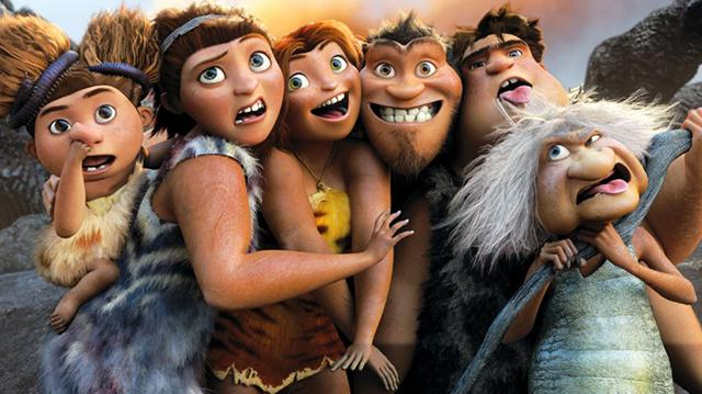 The Croods Announcement Trailer