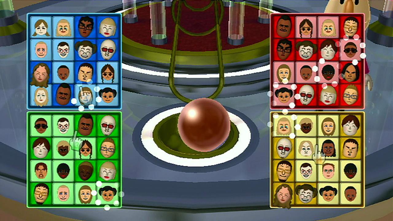 Wii Party - Bingo Game Gameplay