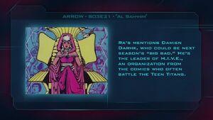 "Arrow S03E21 ""Al Sah-him"" - Fan Brain"