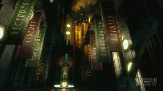 BioShock Xbox 360 Trailer - E3 2007 Gameplay (HD)