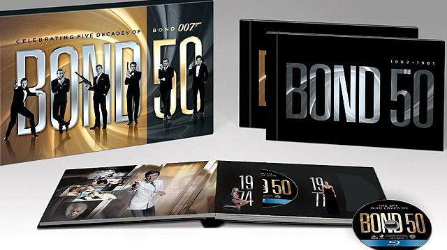 Bond 50 Blu-ray Collection - Video Preview