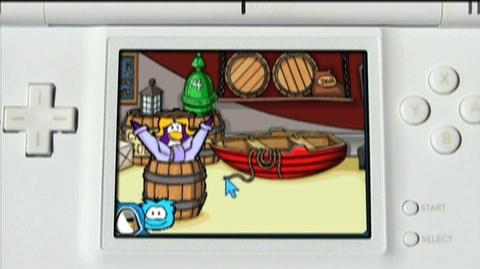 Club Penguin Elite Penguin Force - Collector's Edition (VG) (2009) - Collector's Edition trailer for this DS game