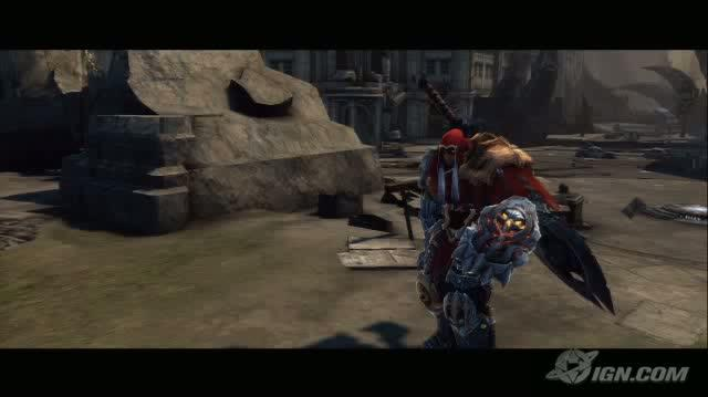 Darksiders Xbox 360 Trailer - Vulgrim Walkthrough