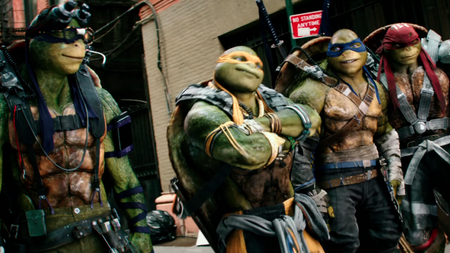 Teenage Mutant Ninja Turtles Out of the Shadows - Trailer 3
