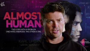 Almost Human - Karl Urban Interview
