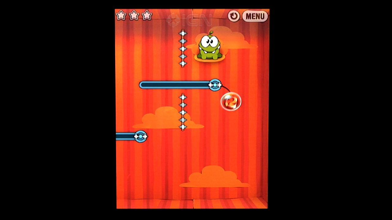 Cut the Rope How to Get All Gift Box Stars in Cut the Rope