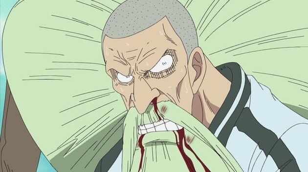 One Piece - Episode 277 - The Tragedy of Ohara! the Terror of the Buster Call!