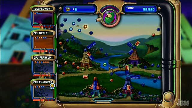 Peggle Xbox Live Gameplay - Party
