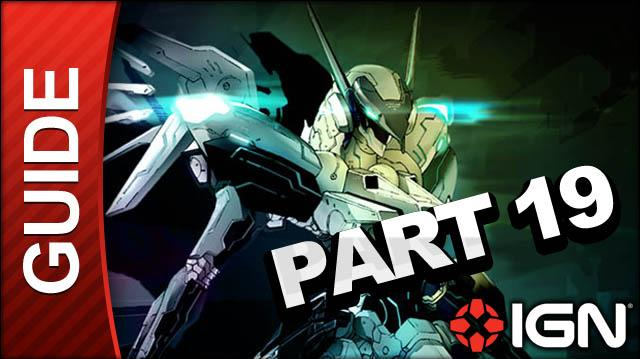 Zone of the Enders HD Walkthrough - Part 19