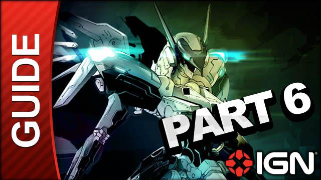 Zone of the Enders HD Walkthrough - Part 6