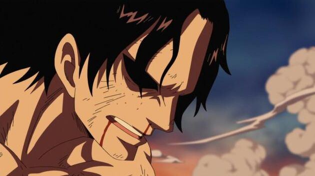 File One Piece - Episode 483 - Looking for the Answer! Fire Fist Ace Dies On the Battlefield!