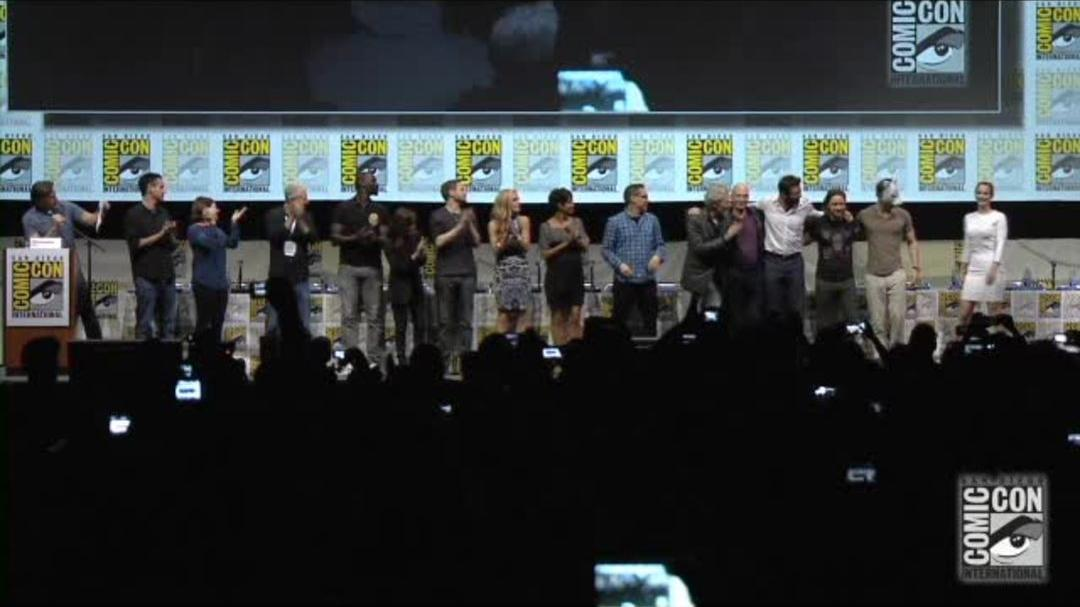 X-Men Days Of Future Past - Comic-Con Panel Part 1