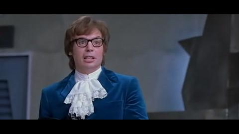 Austin Powers International Man of Mystery - Freedom failed