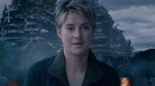 The Divergent Series Insurgent (Trailer 1)